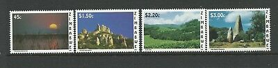 1996 Scenic Views set of 4 MUH/MNH As Issued Value Here