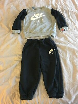 Nike Air Tracksuit Age 18-24 Months