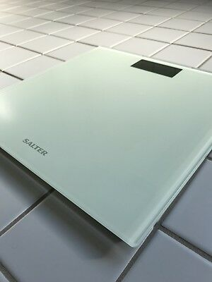 Salter 180kg Slimline Electronic Digital Personal Body Bathroom Scale