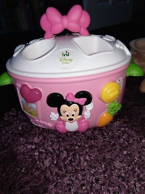 Disney Baby mini mouse shape sorter