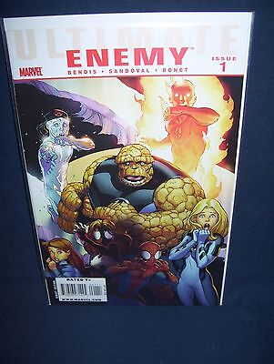 Ultimate Enemy #1 NM with Bag and Board Marvel Comics 2010