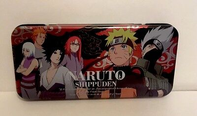 Cool New nNaruto pen case Made In Japsn