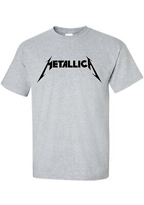 METALLICA ! T SHIRT   Classic HEAVY METAL band   Ladies / mens  tee  unforgiven