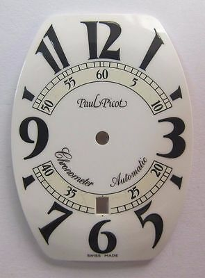 NEU Paul Picot Automatic 0751.s Fishfire 3000 series Zifferblatt Dial NOS
