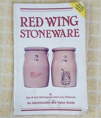 Red Wing Stoneware, Color Photo Identification and Price Guide 1983