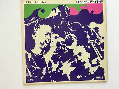 Don Cherry -Eternal Rhythm / MPS Records ‎– MPS 15 204 ST/ 1969