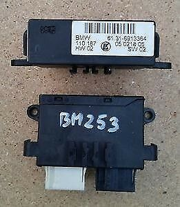 S BMW 61316913364 Side Mirror Memory Control MODULE (Used) Fits: 320i 2004 E46 &