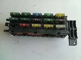 S Mercedes-Benz 1405450601 Fuse Box and RELAY 15 Fold (Used) Fits: 400SE 1992 W1