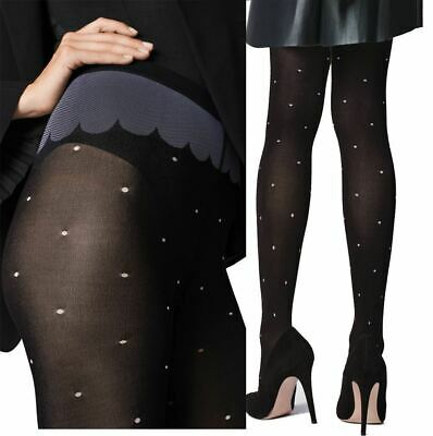 Fiore Dots Tights Baci 40 Denier Patterned New Collection