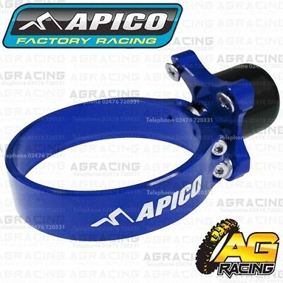 Apico Blue Launch Control Holeshot Device For Husqvarna FC 250 2018 Motocross