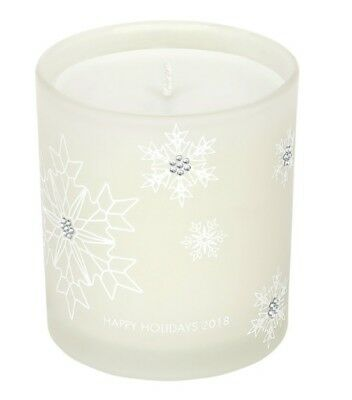 Scented Candle Happy Holidays 2018 Holiday Christmas Swarovski Crystal 5408246