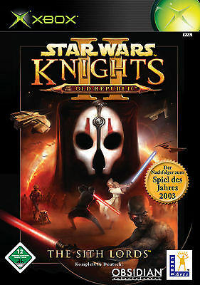 Star Wars: Knights Of The Old Republic II - The Sith Lords (Microsoft Xbox, 200…