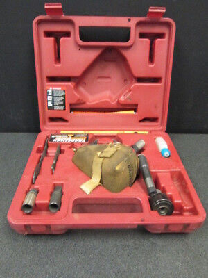 Tradesman Pneumatic Tools - Air Palm Nailer Kit - 8400CK - Carrying Case