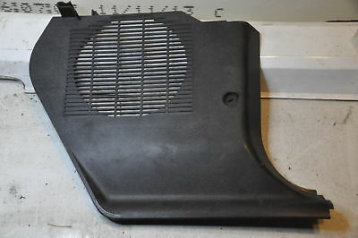 DD BMW 51438144030 PASSENGER KICK PANEL & SPEAKER COVER From: 1997 E36 318TI AS9