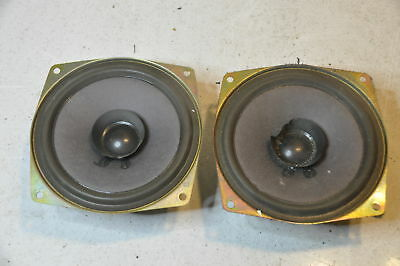 DD BMW 65138369951 4 OHMN 25W SPEAKER PAIR From: 1997 E36 318TI AS99979 FITS: e3