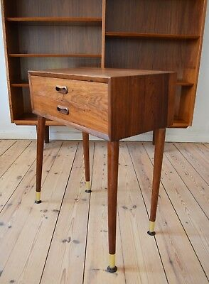 Danish Mid-Century Rosewood Entry Table, 1960s