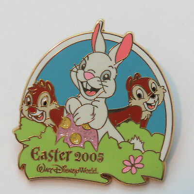 Disney WDW - Easter Egg Hunt Collection 2005 Chip 'n' Dale Pin