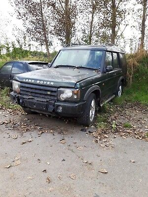 Land Rover Discovery TD5 XS 2003 For Spares / Repair