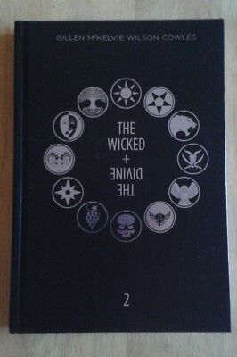 The Wicked + The Divine Book 2 Deluxe Hardcover
