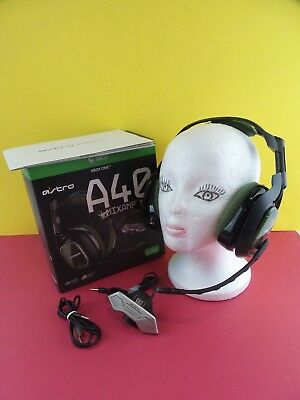 Astro Gaming A40 Gaming Headset + Mixamp M80 for Xbox One #TourR