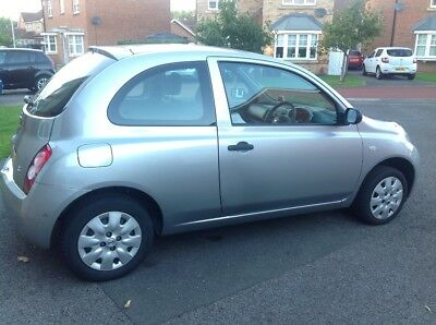 Nissan Micra 1.2L - In family for 13 years, recently taxed & passed MOT