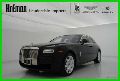 Rolls-Royce Ghost  2013 13 ROLLS ROYCE GHOST * CERTIFIED WARRANTY * SERVICED * LOADED WITH OPTIONS