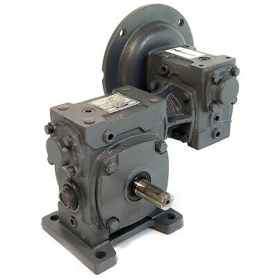 IPTS ICD50-R1T2-56 Single Shaft Speed Reducer Gearbox