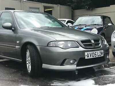 Mg Rover Zs 1.8 Petrol Mot March 2019 With Tow Bar