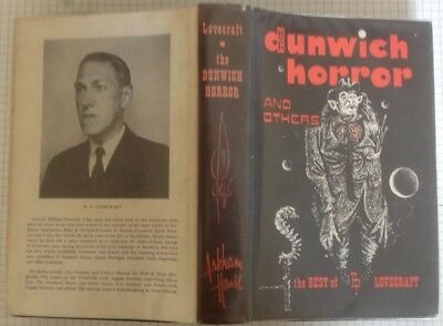 H. P. Lovecraft - The Dunwich Horror and Others, Arkham House, 1963, first ed