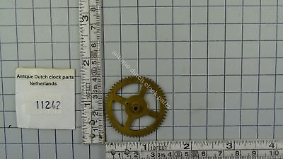 Gear To Power Moon Disc For A Hermle Or Fhs Clockwork Sallandse Wall Clock