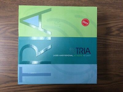 TRIA Laser Hair Removal - New in Box