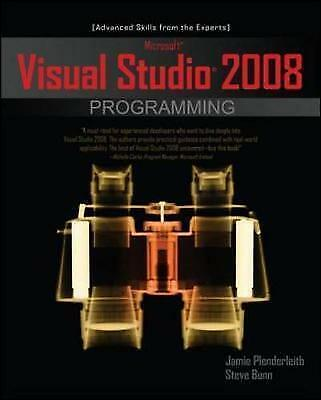 Microsoft Visual Studio 2008 Programming (Paperback, Advanced to Expert)