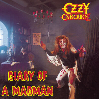 Ozzy Osbourne - Diary Of A Madman 888751060326 (CD Used Very Good)