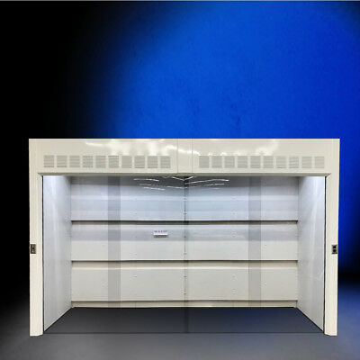 10' Laboratory WALK-IN Fume hood IN STOCK NEW WITH QUICK SHIPPING