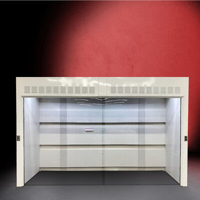 14' Laboratory WALK-IN Fume hood IN-STOCK NEW QUICK SHIPPING