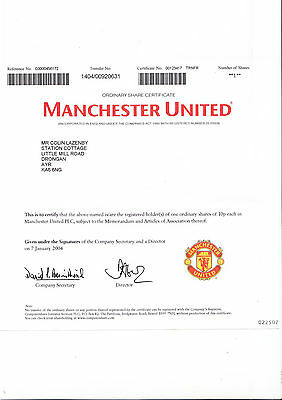 Manchester United, 2004 - Man United - Red Devils -