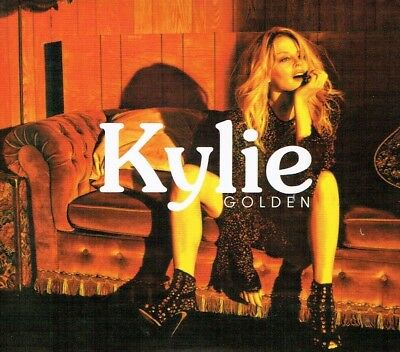 Kylie Minogue - Golden  CD  New Sealed Fast Free Shipping