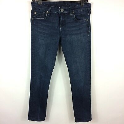 Kut From The Kloth Dark Wash Skinny Jeans Womens Size 4 Casual Jeans