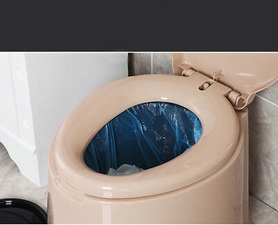 D03 Outdoor Indoor Portable Toilet Pedestal Pan Camping RV Caravan Parts M