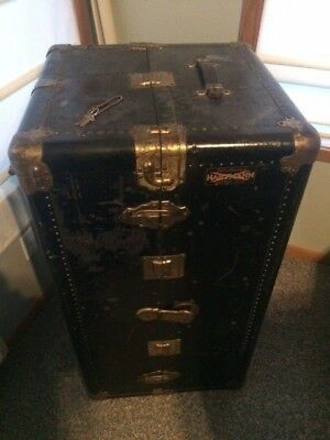 Hartmann Antique Steamer Trunk with Keys - Early 1900s - Northern Illinois