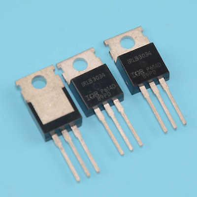 1//2//5//10PCS IRLB3034PBF IRLB3034 HEXFET Power MOSFET TO 220 IC IORP315J K68Y