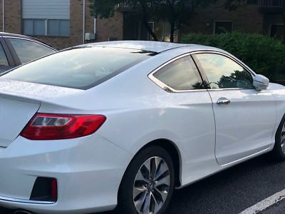 2015 Honda Accord EX Honda Accord Coupe - Ex 2015 Single Owner