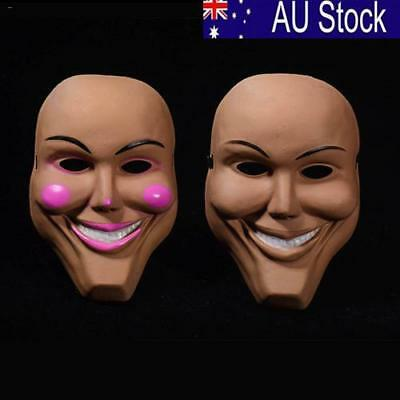 For The Purge Horror GOD Fancy Dress Up Wrestling Halloween Mask Custom Cosplay