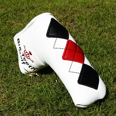 f8300108b23e BLACK PUTTER COVER Headcover For Scotty Cameron Titleist Odyssey ...