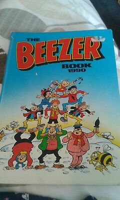 the beezer book 1990