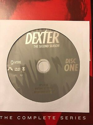 Dexter - Season 2, Disc 1 REPLACEMENT DISC (not full season)
