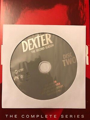 Dexter - Season 2, Disc 2 REPLACEMENT DISC (not full season)
