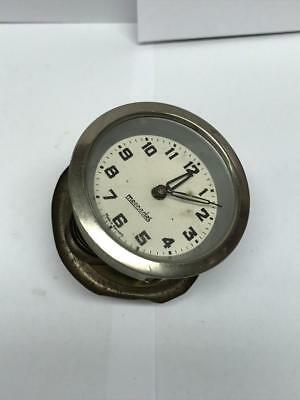 Mercedes Vintage Car Clock For Spares Or Repair