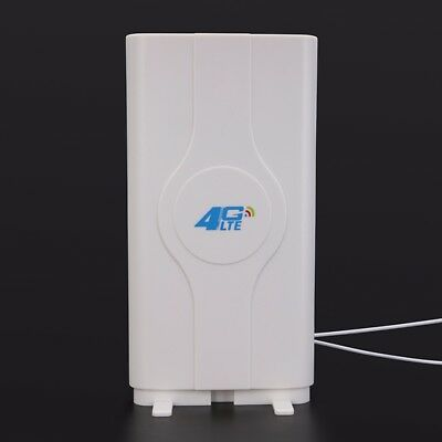 3G 4G 88dBi Intérieur Blazing Fast LTE MIMO Antenne 700MHz-2600MHz 2M TS-9 Wire