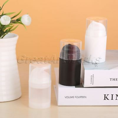 50ml Cream Shampoo Lotion Pressed Spray Bottle Empty Cosmetic Container W/ Pump